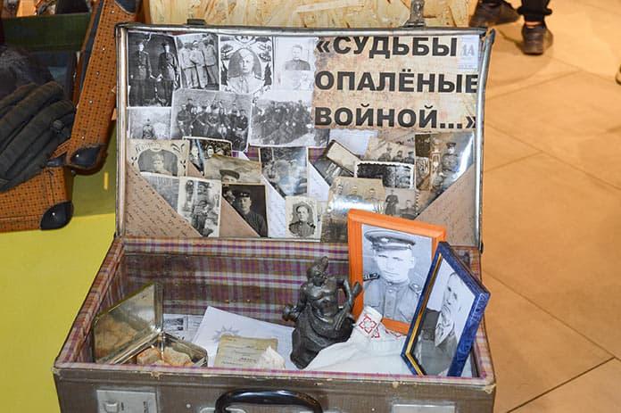 День открытых дверей в МВЦ г. Белово, 9 мая 2021 г